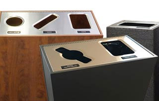 Aristata Recycling Stations