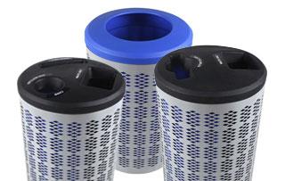 Berkeley Recycling Bins
