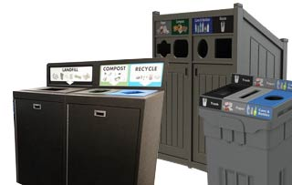 Future Ready Recycling Bins