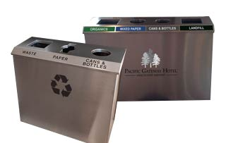 Hendrix Recycling Station Collection