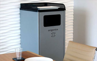 Single Stream Recycling Bins & Containers