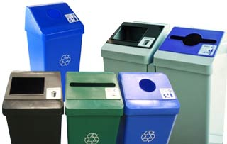Smart Sorter Recycling Bins