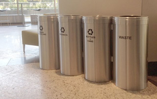 Our Best-Selling Indoor Recycling & Waste Bins | Waste Wise Products