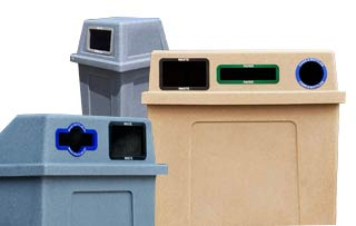 Super Sorter Recycling Stations