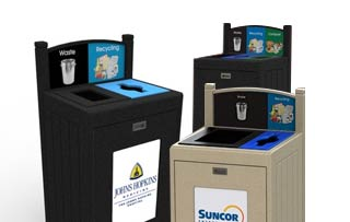 TRH Series Recycling Stations