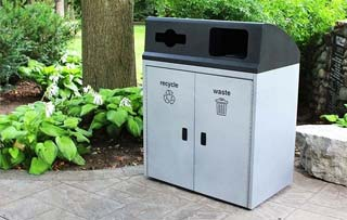 Vantage Recycling Stations