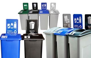 Waste Watcher Recycling Bins