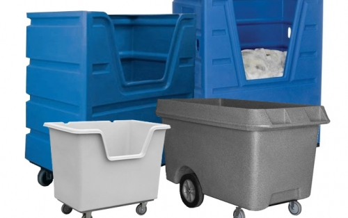 7 Useful Features with Commercial Laundry Carts and Trucks