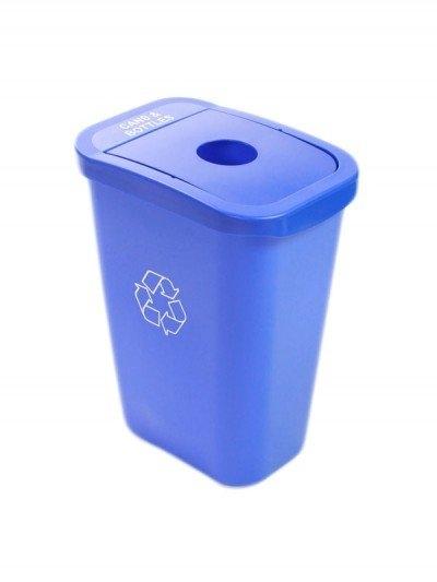 Billi Box 7 Gallon Recycling Bin Waste Wise Products