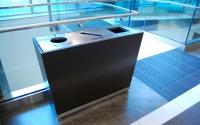 Boxina XL Triple Stream Recycle Bin