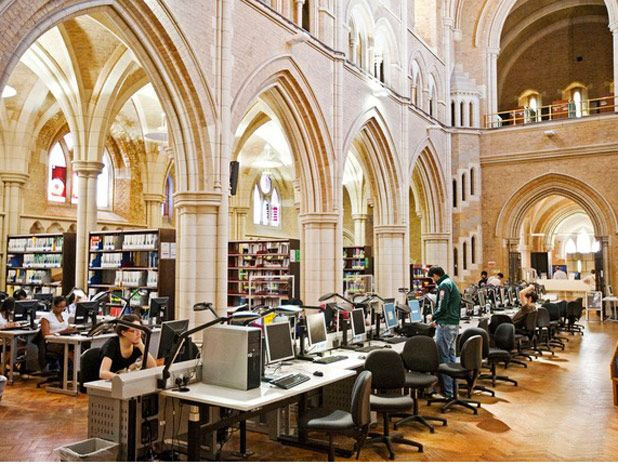 Library - A sustainable second life for books