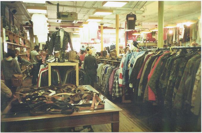 Visit A Thrift Shop