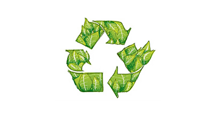 The benefit of recycling organic waste