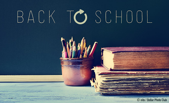 4 Easy Recycling Hacks for Back to School