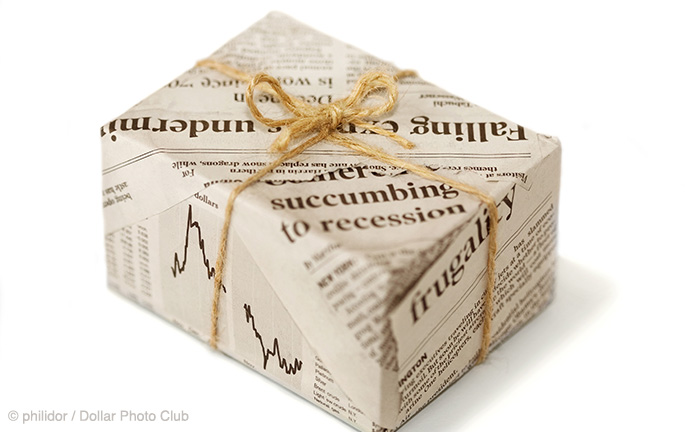 3 Zero-Waste Gift Wrapping Ideas