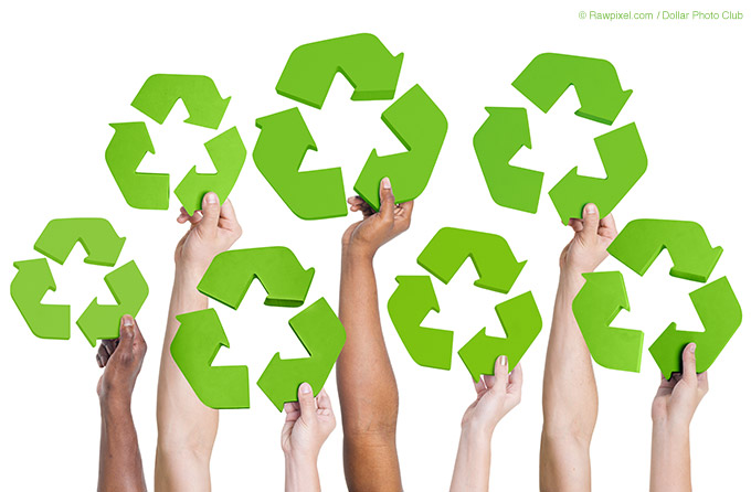 encourage recycling All star agencies designate a recycling coordinator to manage their various  sites throughout maryland they provide technical support to encourage  recycling.