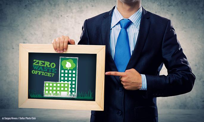 How to Begin a Zero Waste Office Program