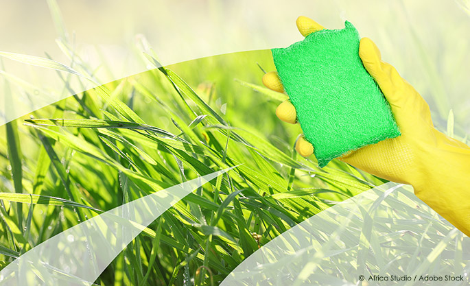 4 Ways To Green Your Spring Cleaning
