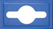 Commingle (Blue)