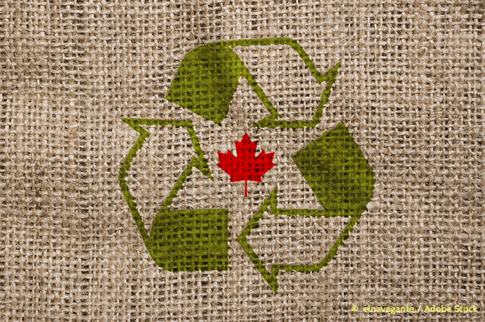 How Canadian Towns Are Hoping To Improve Textile Recycling