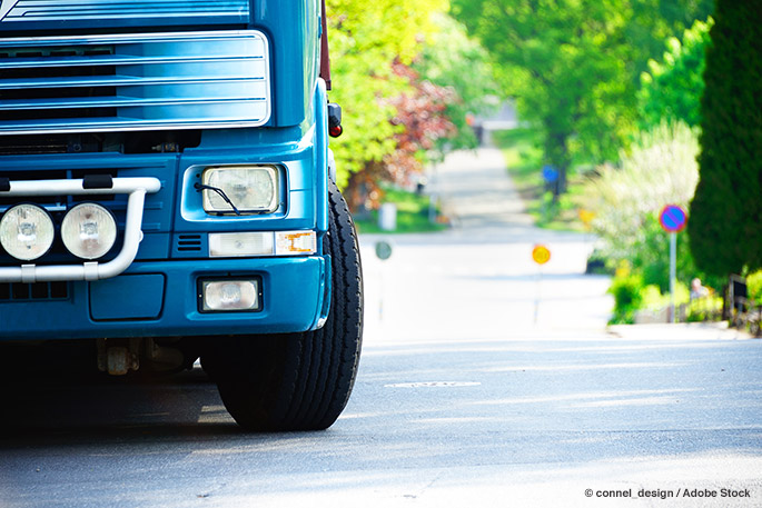 Will Corporate Social Responsibility Give Us Green Semi-Trucks?