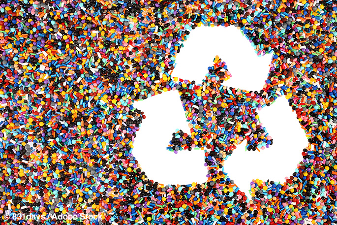 The Perpetual Plastic Project seeks to keep plastic out of landfills forever