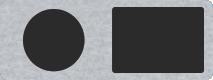 Circle / Rectangle (Greystone)