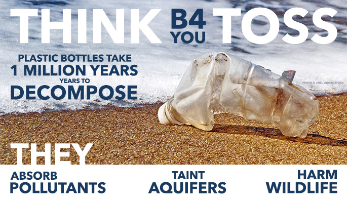 Why You Need To Recycle Plastic Bottles