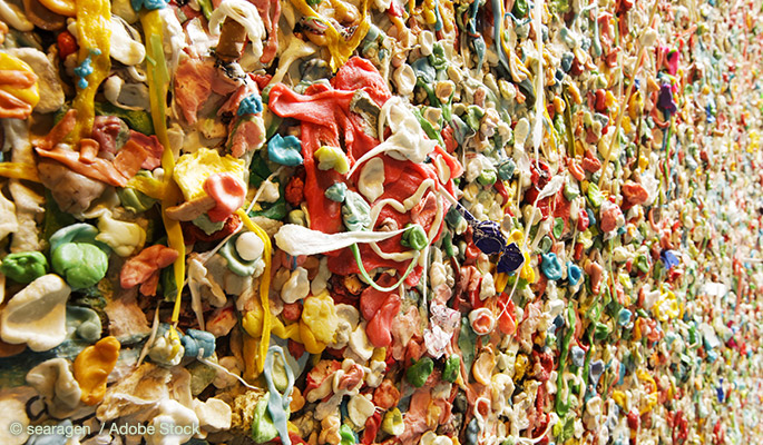Is Gumdrop A Zero Waste Solution For Recycling Chewing Gum?