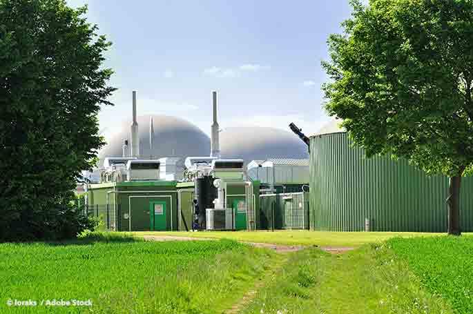 The Anaerobic Digester: An Option for Transforming Food Waste