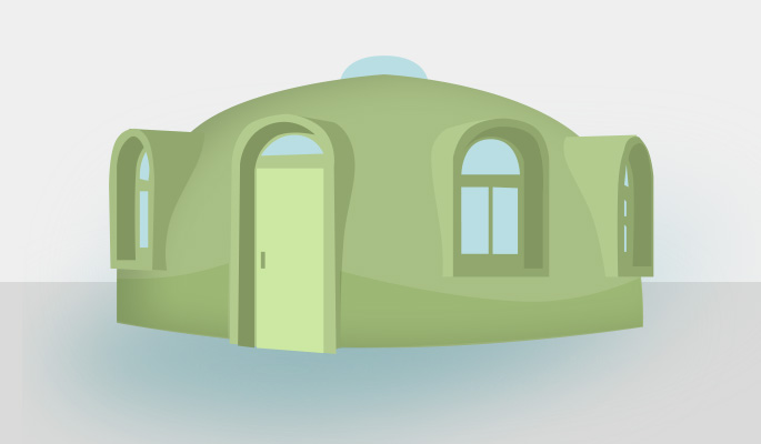 The Japanese Dome House: A Zero Waste Living Solution?