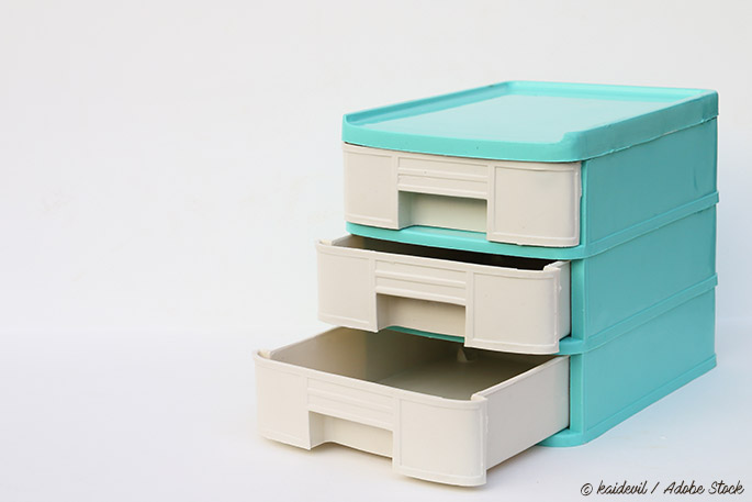 5 Ways to Repurpose Plastic Storage Bins
