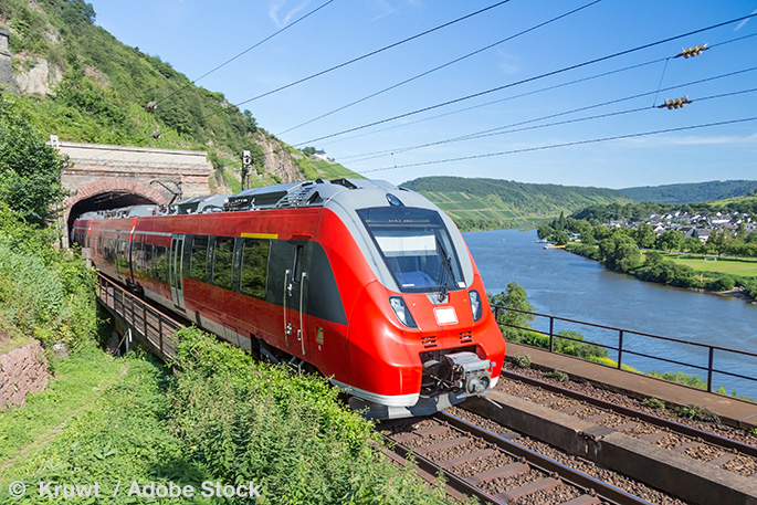 Zero Waste Transportation, As Germany Adopts First Pollution-Free Trains