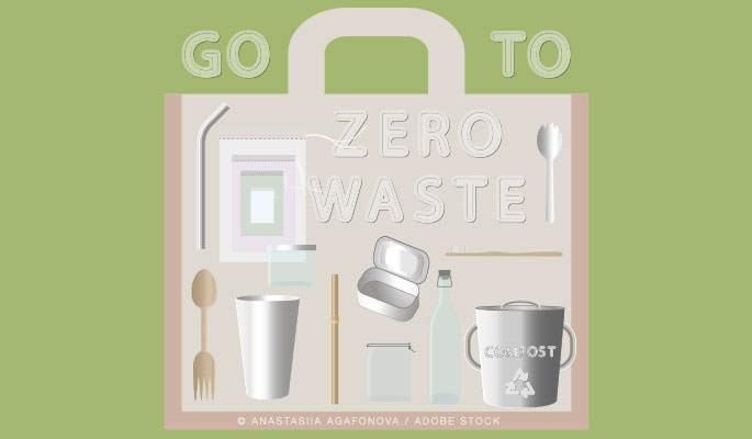 5 Easy Zero Waste Habits You Can Adopt