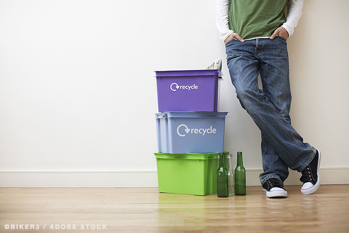 How To Run A Successful College Campus Recycling Program