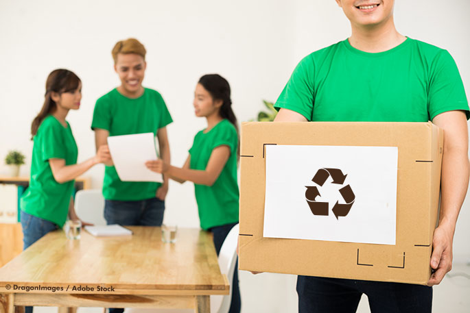 7 Organizations Helping Businesses Fundraise By Recycling