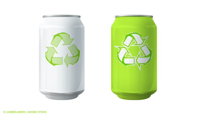 How Much Energy Does Recycling One Aluminum Can Save?
