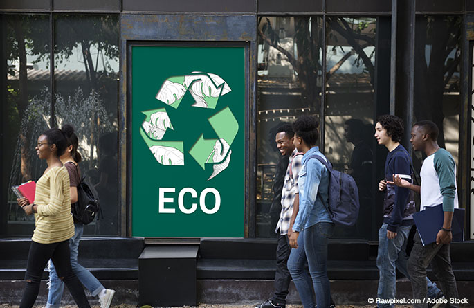 How To Increase Recycling On Campuses
