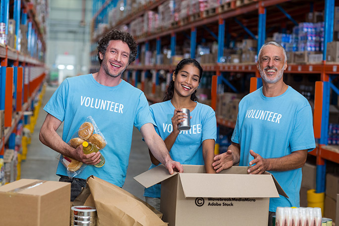 Connect Your Business to the Community Through Food Rescue