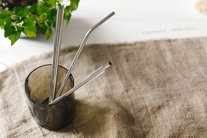 Are Reusable Straws Becoming More Popular as Single-Use Plastics Are Banned?