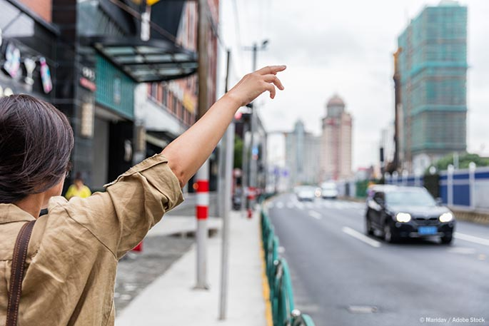 How Can Rideshare Drivers Help Neighborhoods Break Up With Plastic?