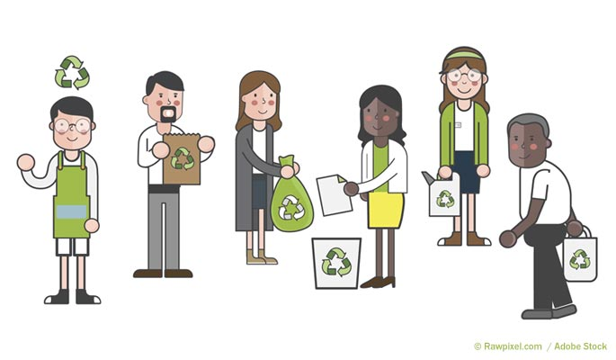 5 Ways To Encourage Your Employees To Recycle