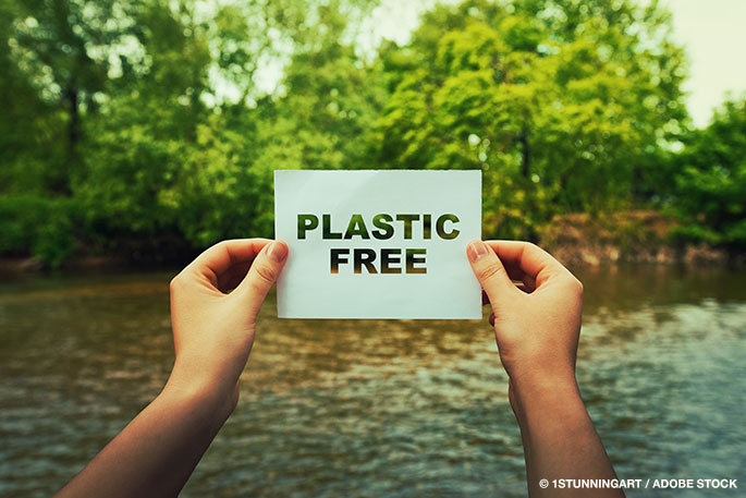 8 Ways to Help Reduce Plastic Products in the Environment