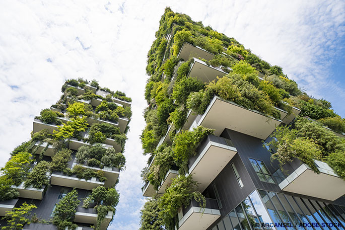 Vertical Forests Make Their Way To Egypt!