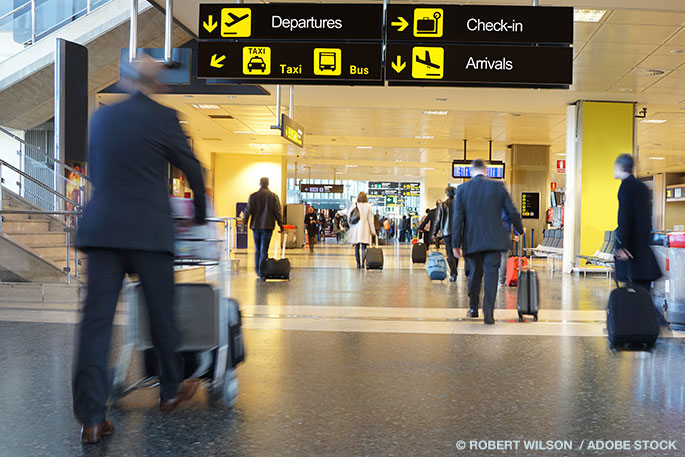 3 Tips for Improving Recycling at Airports