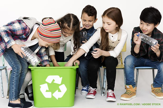 3 Ways to Get Kids Excited About Recycling