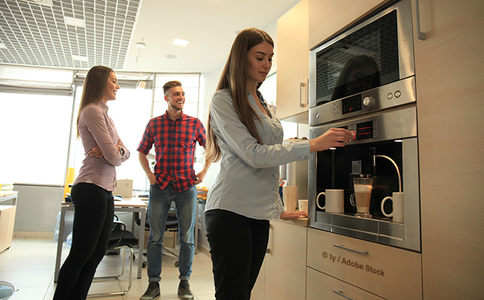 How to Reduce Coffee Waste in the Office