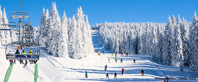 7 Hot Tips for Recycling at Winter Resorts