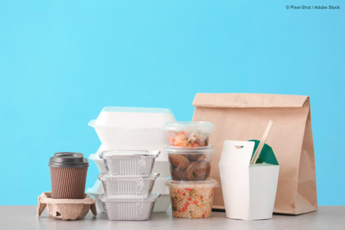 Reducing Food Waste in Restaurant Takeout and Delivery