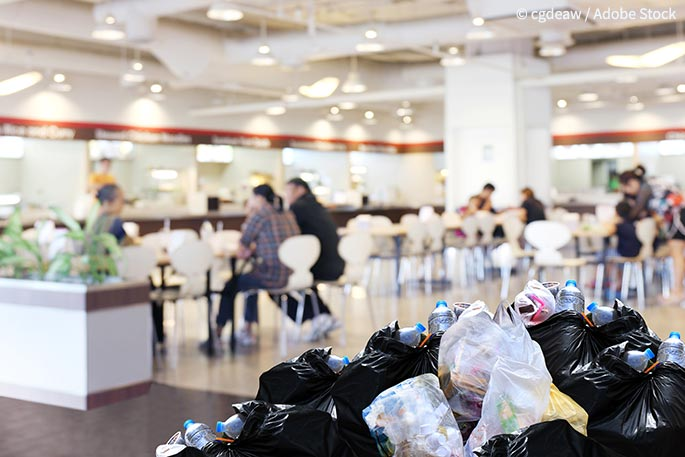 How To Reduce Food Waste In Your Office